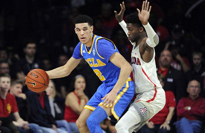 Lonzo Ball's Dad Says 'My Son Will Only Play for the Lakers'
