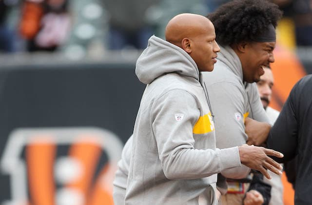 This is a picture of Ryan Shazier.