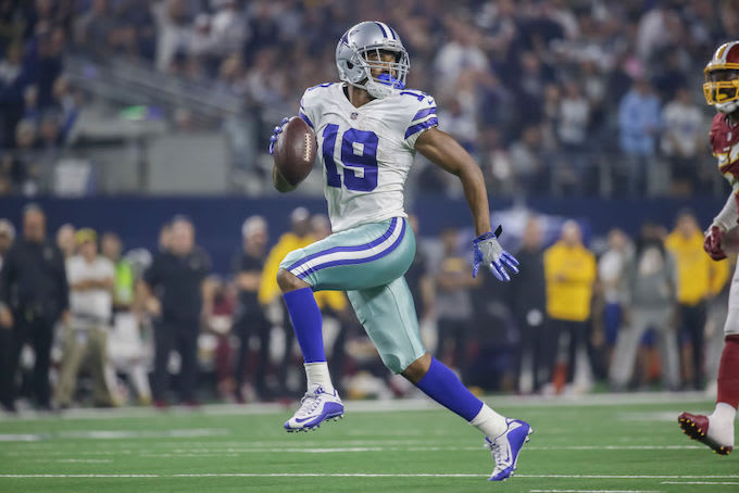 This is a picture of Amari Cooper.