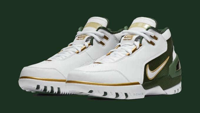 Nike Air Zoom Generation SVSM Release Date AO2367-100 Main