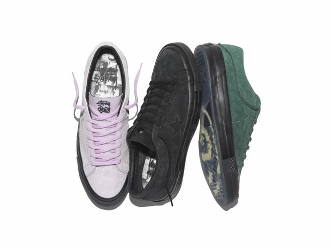 85c80e04579c Converse x Stüssy Marks The Launch of A New Premium One Star