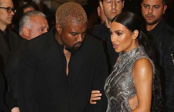 9b13bd7a60a52 Kanye West Surprises Kim Kardashian With 112 Performance Over ...