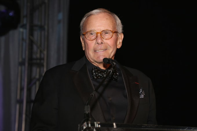 Tom Brokaw attends The 2017 Museum Gala at American Museum of Natural History