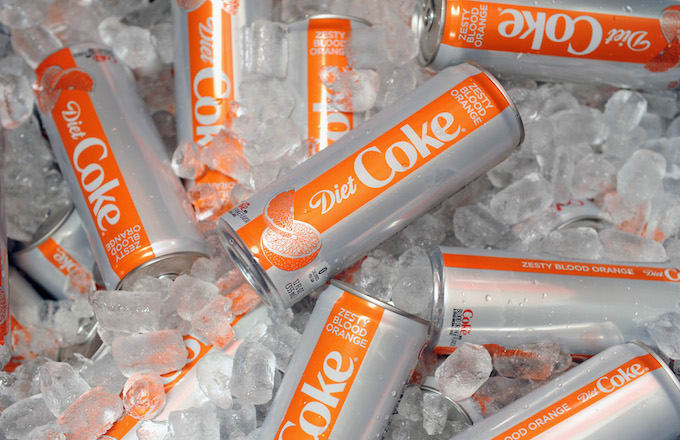 There Are Four New Flavors Of Diet Coke Launching This Month Complex