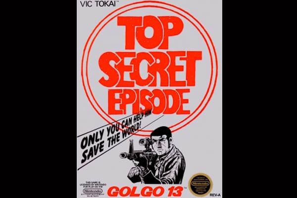best-old-school-nintendo-games-golgo-13-top-secret