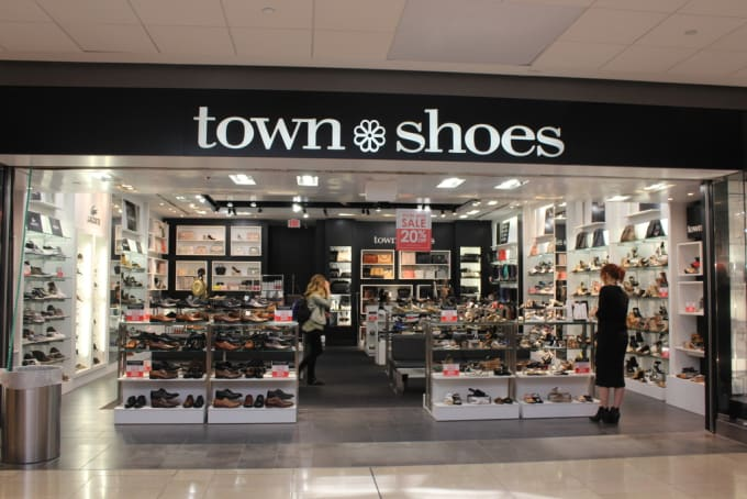 3b4ef7ba31c6 Town Shoes will close all 38 stores across Canada by January 2019 ...