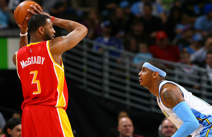 f1aa8d9d1f2 Tracy McGrady Wants Carmelo Anthony to Retire So He Can Save His ...
