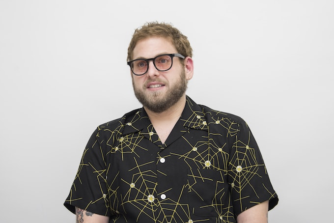 Jonah Hill in California