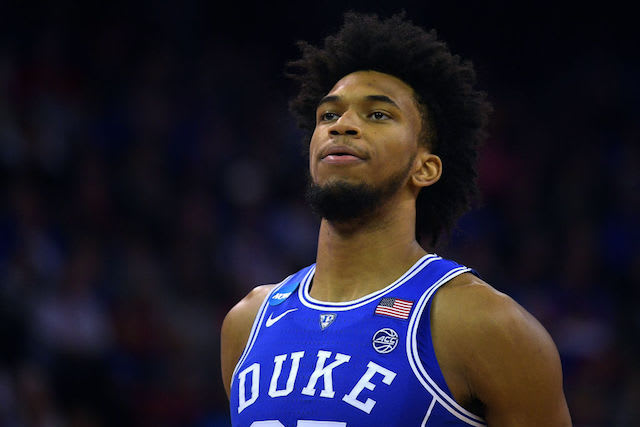 This is a picture of Marvin Bagley.