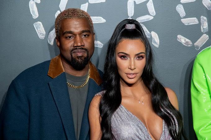 82dde304ed433 Kim Kardashian Teases Kanye West s  Sunday Service  on Instagram ...