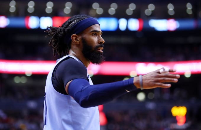 4dea063cc310 Mike Conley and Grizzlies Talk About What It s Like to Play in Memphis on  MLK Day