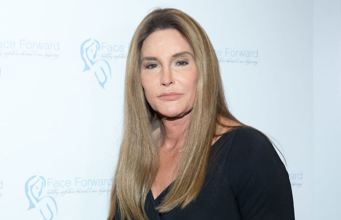 Caitlyn Jenner home fire
