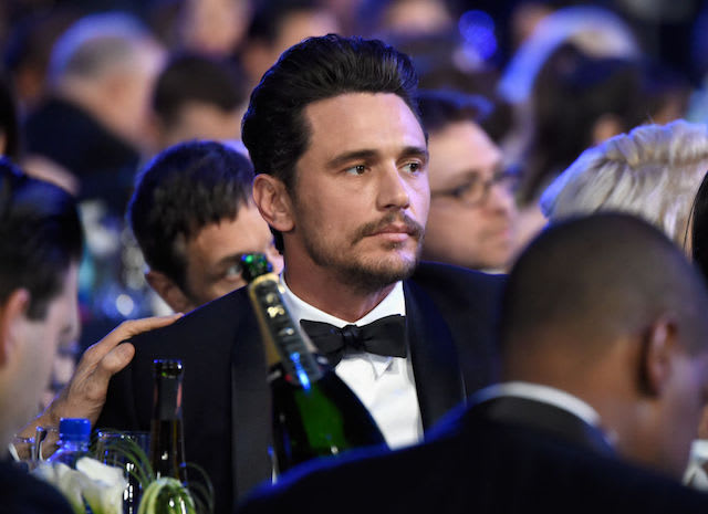 This is a picture of James Franco.