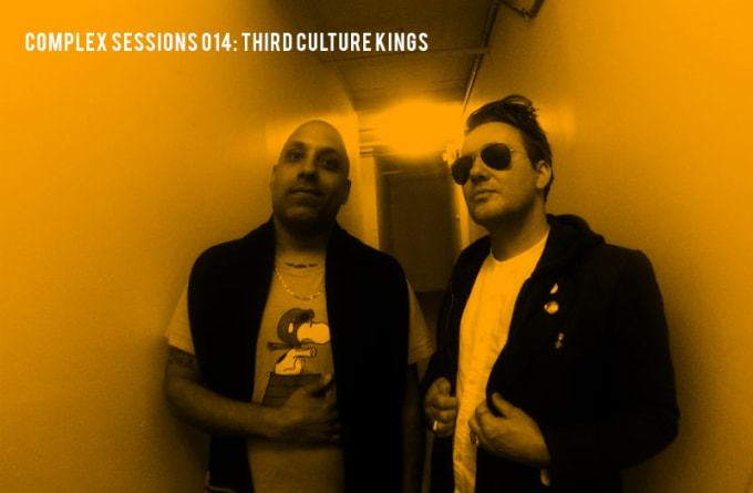 Complex Sessions 014