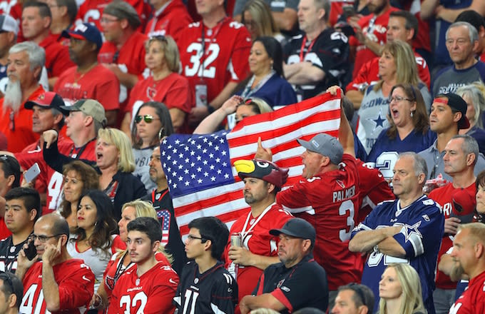 90d7910b5 NFL Fans Are Burning Their Season Tickets Over National Anthem ...
