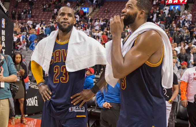 13c20ed6b7f2 The Sh t Show Is Here   LeBron Calls Out  Kardashians  Film Crew on ...