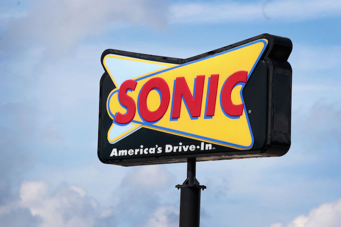 This is a picture of Sonic.