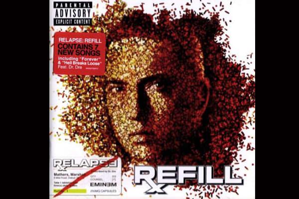 relapse refill gratis
