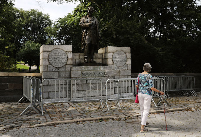 J. Marion Sims Statue