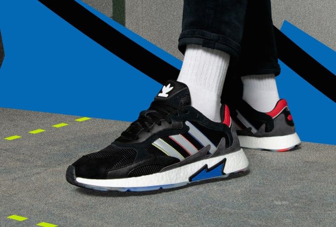 best service 54cce 97e08 adidas Originals Just Dropped a Brand New Sneaker, the 90s-Inspired TRESC  Run