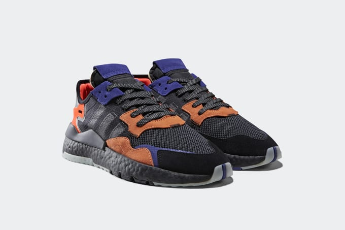 brand new 3adc0 f1d45 adidas Originals Unveil New Reflective  Nite Jogger  Silhouette