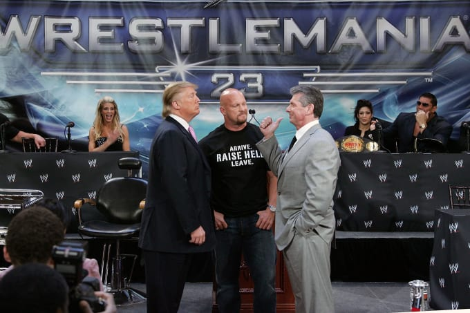 WrestleMania 33 results: Brock Lesnar wins Universal championship from Goldberg