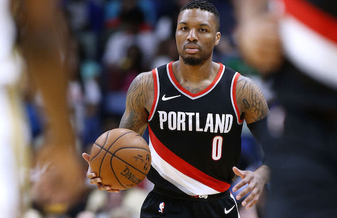 Damian Lillard's Brother Shot and Hospitalized