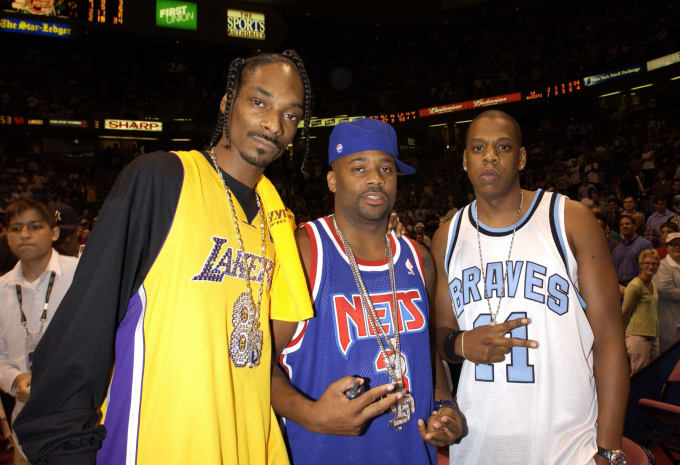 Snoop Dogg, Dame Dash, Jay Z