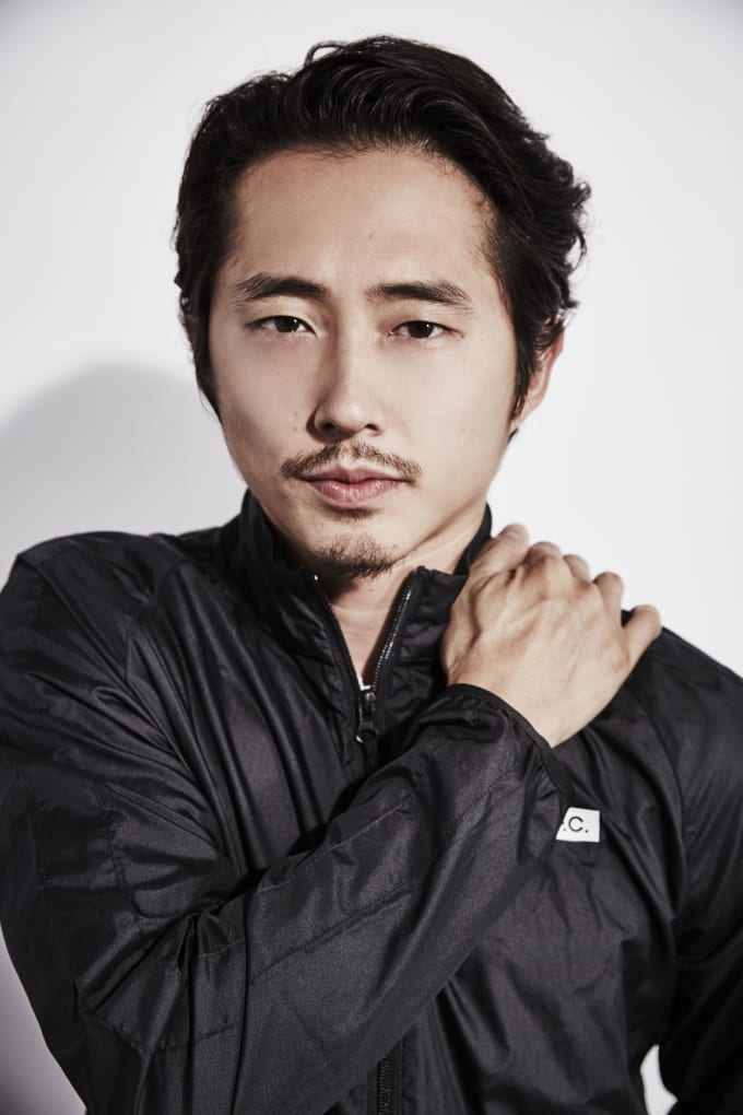 Steven Yeun profile