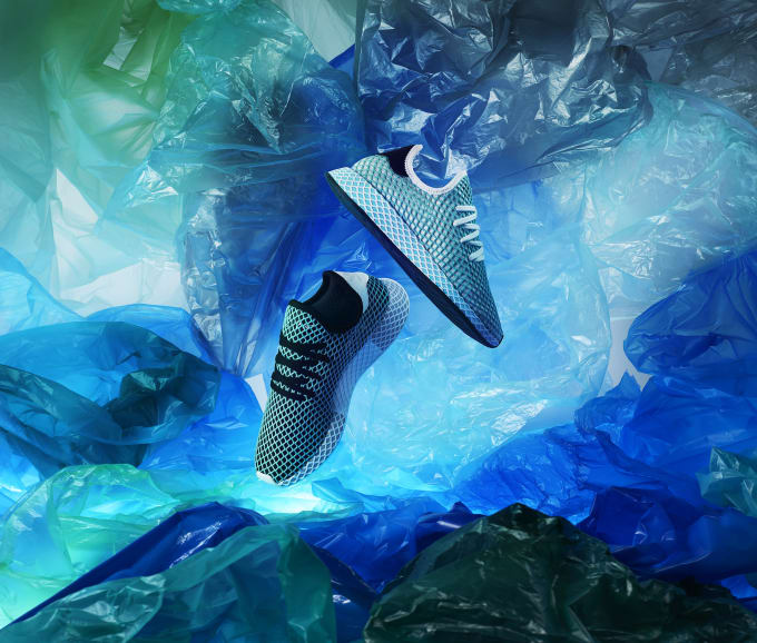 super popular e7fea 05686 adidas Latest Deerupt Is Made of Recycled Ocean Plastic
