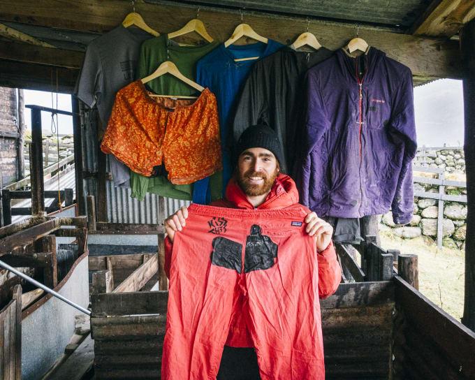 patagonia thrift store