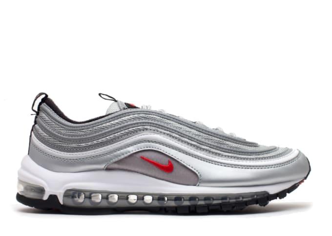 cda4ba8ec9440f Nike Air Max 97 Silver OG