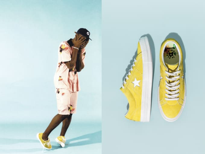 Tyler The Creator Presents The One Star X Golf Le Fleur Complex