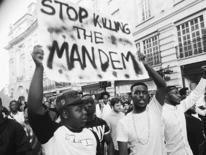 Stop killing the mandem