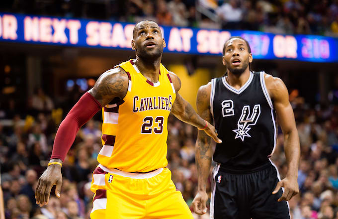 9a68b757411e Jimmy Butler and Kawhi Leonard Reportedly Don t Want to Play With LeBron