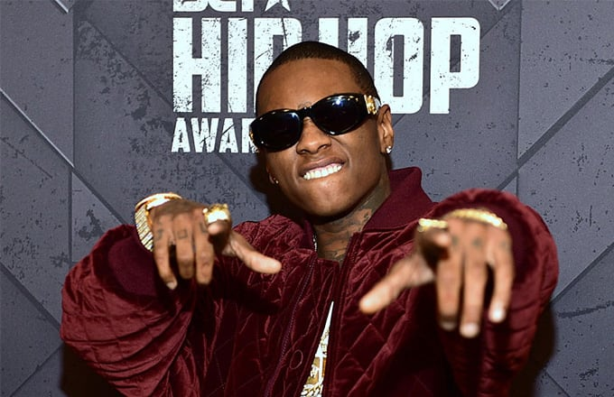 This is a photo of Soulja Boy.