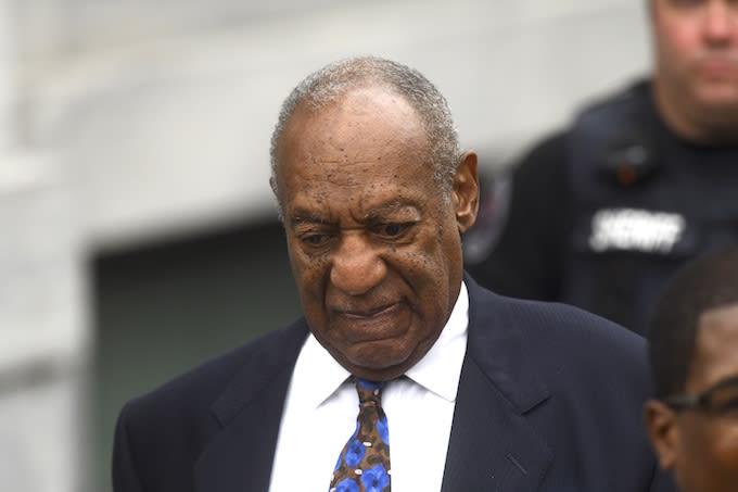 Bill Cosby in court