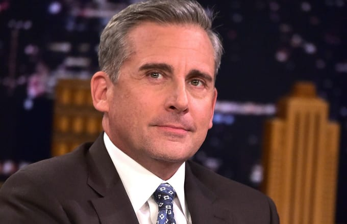 Steve Carell Visits 'The Tonight Show Starring Jimmy Fallon'
