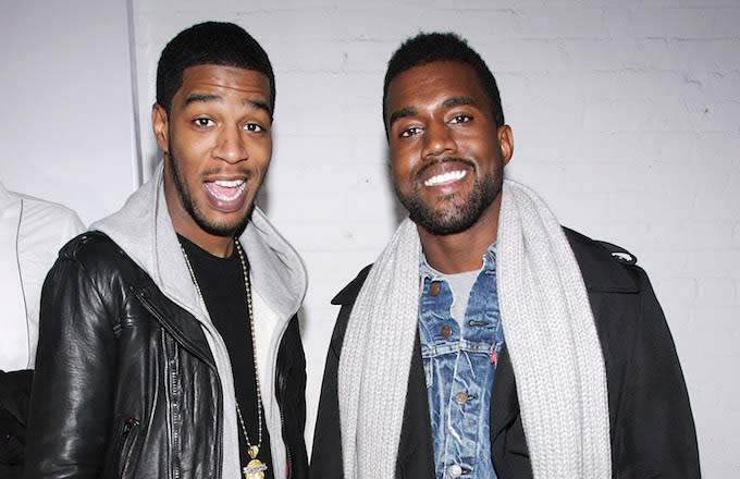 A timeline of how kid cudi and kanye became kids see ghosts complex 2004 kid cudi and kanye west meet m4hsunfo