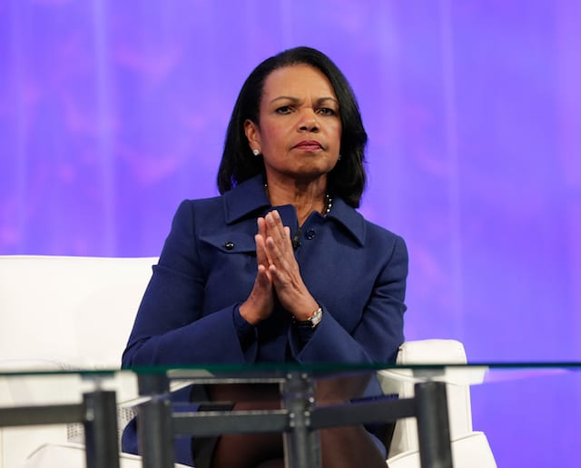 condoleezza rice leadership style
