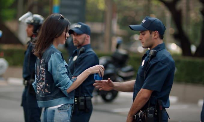 Kendall Jenner x Pepsi x Annoying
