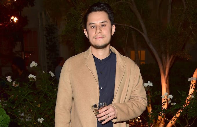 Frank Dukes attends Spotify's Inaugural Secret Genius Awards