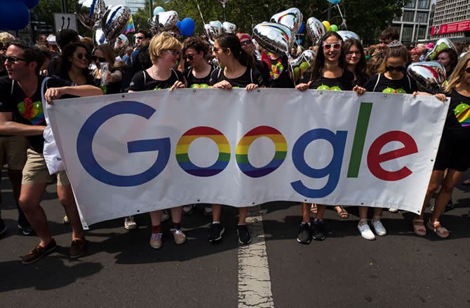 Google Fires Diversity Memo Author; CEO Pichai Says Views 'Crossed the Line'
