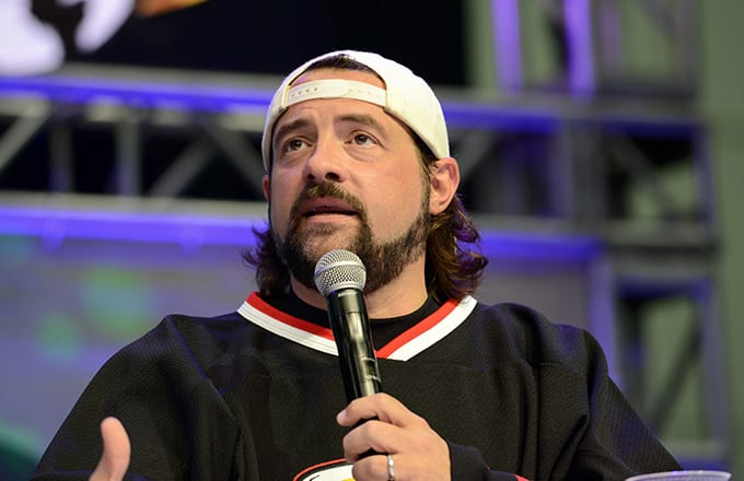 This is a photo of Kevin Smith.