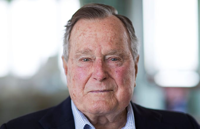 George H W Bush Is Now The Longest Living President In U S History