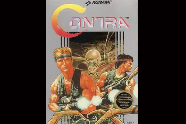 best-old-school-nintendo-games-contra