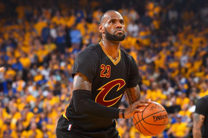 LeBron James  Top NBA Finals Performances  0f814b60c