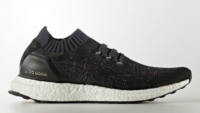 83b17e993 Adidas Ultra Boost Uncaged Black Multicolor Speckle Release Date Profile  BA9796