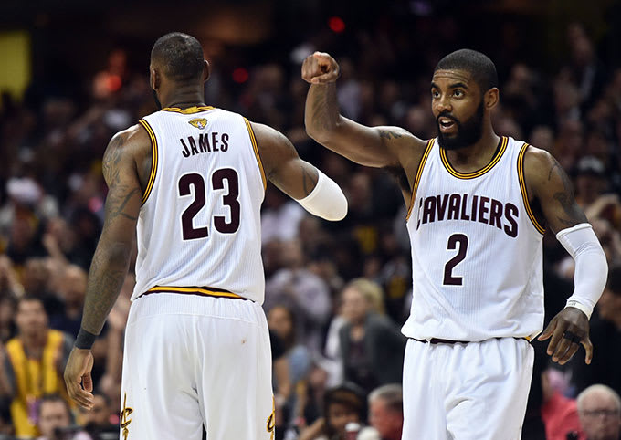Stephen A. Smith Says Kyrie Irving s Camp Believes LeBron James ... e611af17b916