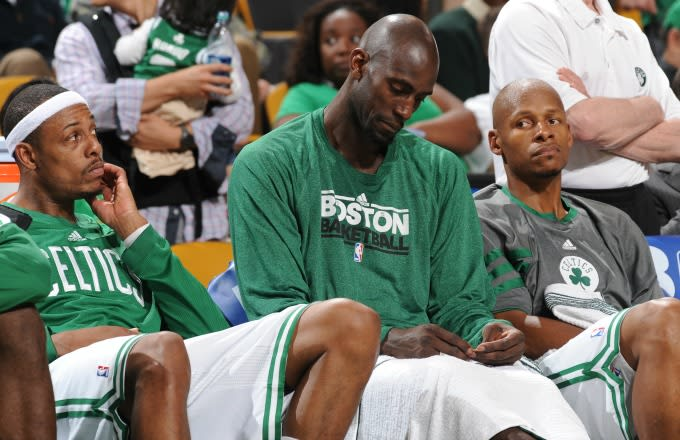 685ffecf13d2 Kevin Garnett Explains Why Ray Allen Wasn t Invited to Celtics Reunion